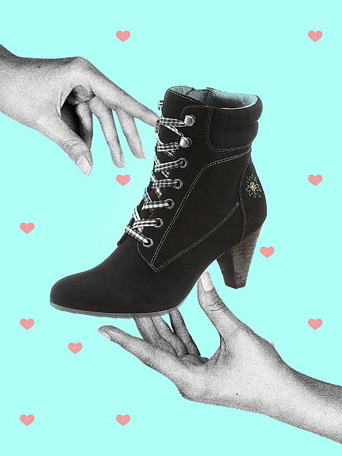 watch c33cd 077bd Schuhe zum Dirndl » Diese 7 Schuhe passen perfekt! | Stylight
