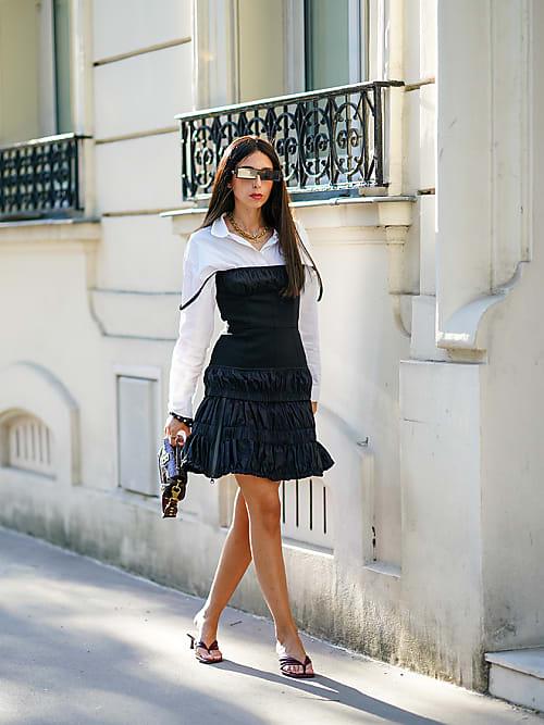 Das Kleine Schwarze Von Coco Chanel Hat Die Mode Verandert Stylight