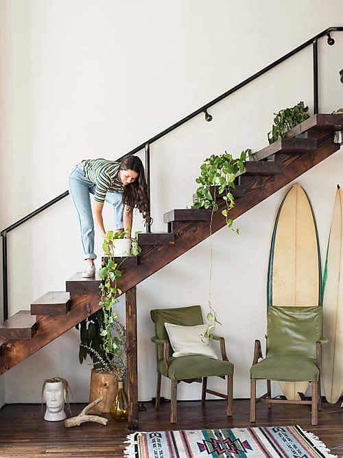So Kannst Du Den Raum Unter Treppen Besser Nutzen Stylight