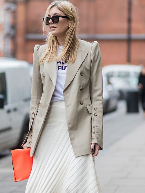 452573baef Descubre los trucos de estilo de las blogueras para parecer más ...