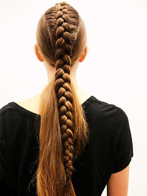 Einfach Nur Lange Haare 10 Frisuren Mit Denen Die