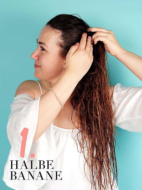 Wet Hair Styles 4 Einfache Frisuren Für Langes Nasses Haar Stylight