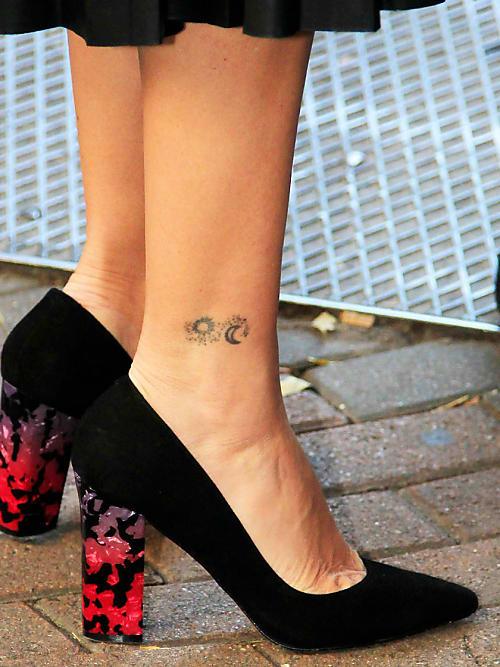 Kleine Tattoos Einmalige Motive Für Schöne Mini Tattoos Stylight