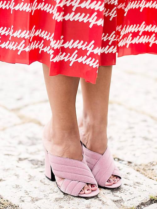 Die richtigen Sommerschuhe für jede Fußform! | Stylight