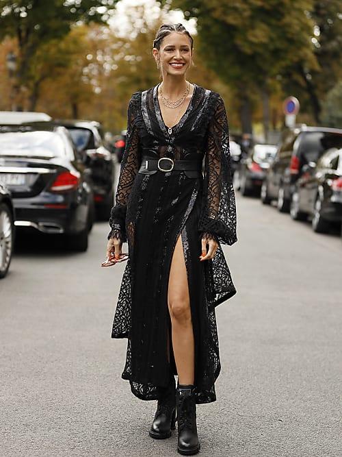 FW 2020 fashion trends, fall 2020 fashion trends, FW 2020 runway trends, vampy fashion, gothic fashion