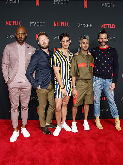 5 style lessons men can learn from the Queer Eye series, queer eye, tan france