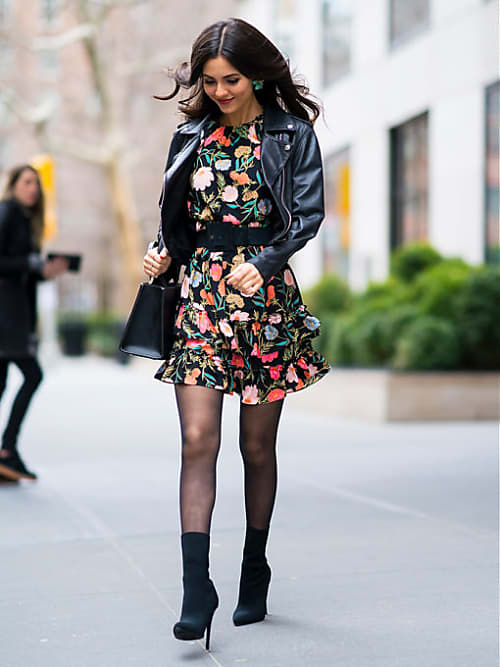 Vilka klänningar passar till kort hår? | Stylight