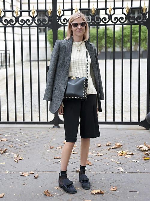 nuovi stili 6e6e7 c511e Come indossare gli shorts in inverno: 5 idee cool   Stylight