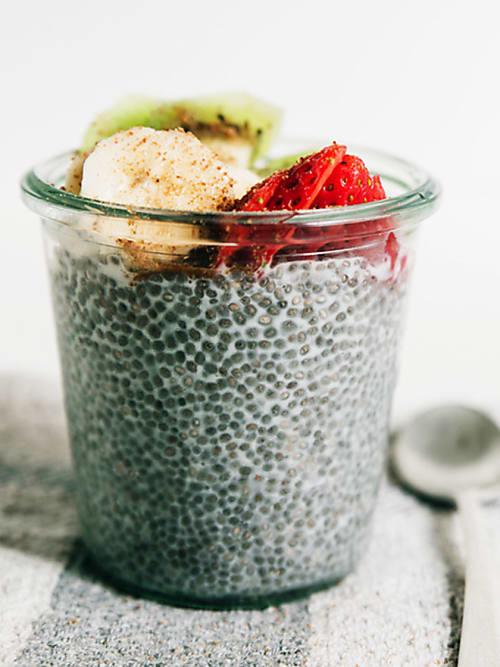 Abnehmen Mit Chia Samen Rezepte Und Tipps Stylight