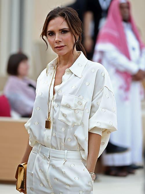 Victoria Beckham lance une collection exclusive avec Reebok