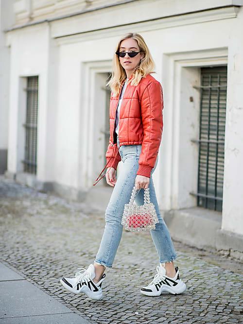 Fünf neue Styling-Ideen für deine alten Skinny Jeans   Stylight 09a7058d32