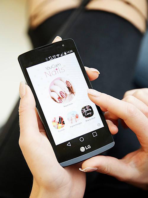 Nail-Design für Dummies: Diese App macht's möglich | Stylight