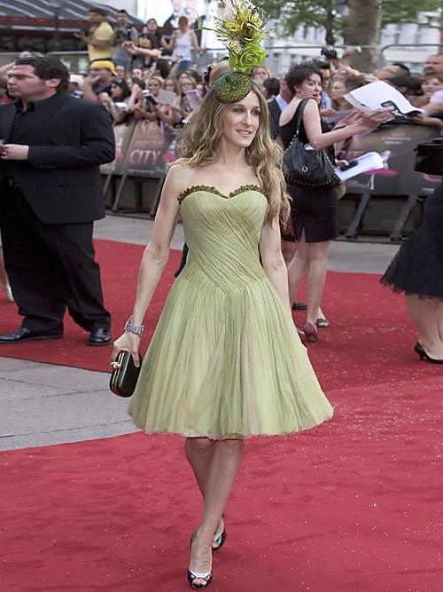 Style Lessons Von Sarah Jessica Parker Aka Carrie Bradshaw