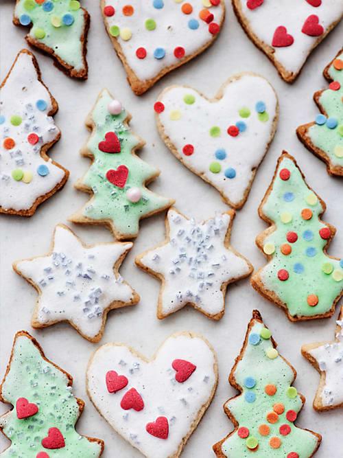 Weihnachtsplätzchen Teig Zum Ausstechen.Schlemmen Ohne Zuzunehmen 6 Rezepte Für Plätzchen Mit All You Can