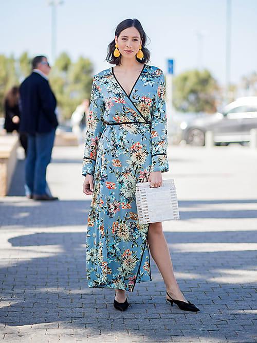 Vestiti Cerimonia Kimono.5 Look Da Cerimonia Originali Per Chi E Stufa Dei Soliti Stylight