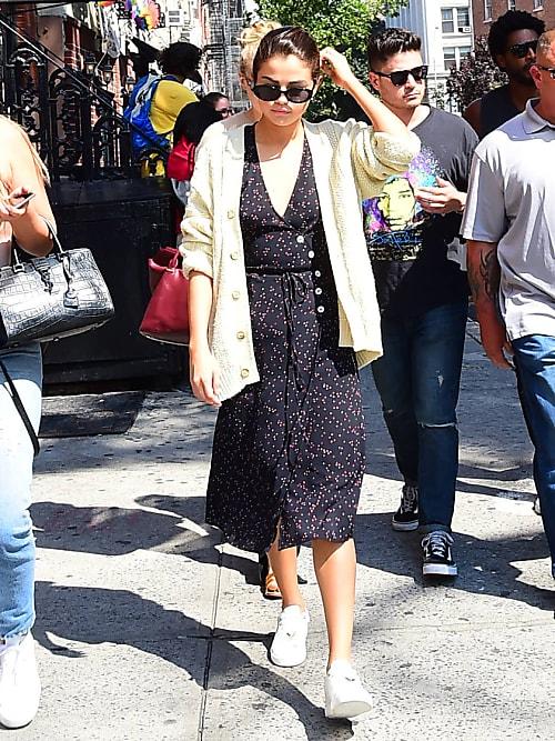 c1b7ca702d Get the look! Lleva este otoño el look de Selena Gomez | Stylight