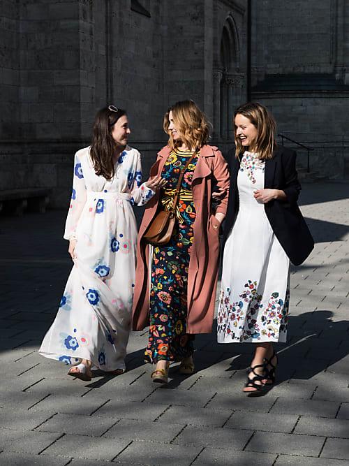 3b816d89497a2 Fashion Lead Stephie, Editor Anja und Junior Editor Charlotte (von links)  haben tief in die Stylingkiste gegriffen und zeigen euch heute, ...