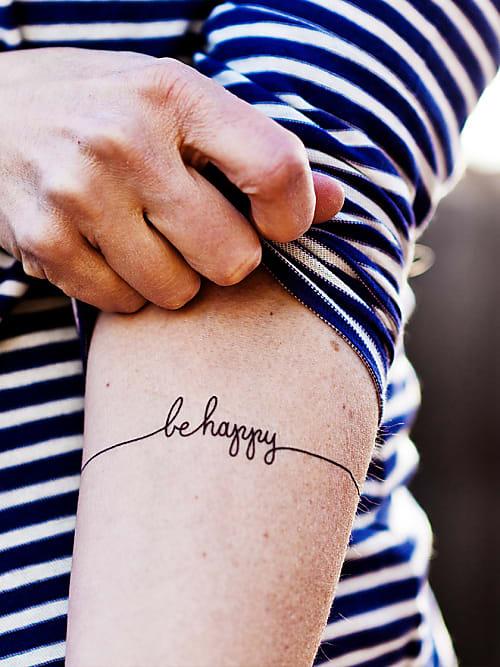 Tattoo Sprüche Auf Englisch Die 10 Besten Sprüche Stylight