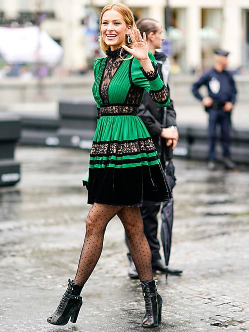 Welche Strumpfhosen Passen Zu Kleidern Stylight