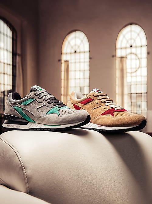 Das sind die Sneaker Trends 2017 – heute: DIADORA | Stylight