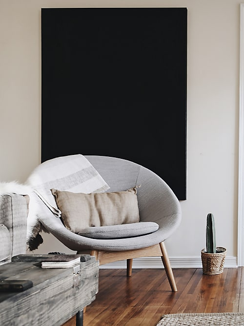 Dein Traum ein Wohnzimmer in Grau? Wir alle Tipps dafür