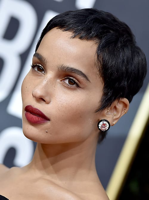 Zoë Kravitz, Chop it off? Check out these chic pixie cuts