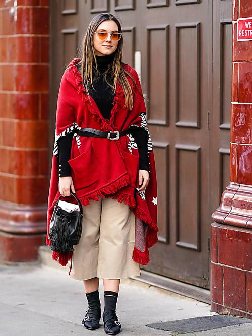 Come indossare i culotte pants d'inverno: 5 idee di look