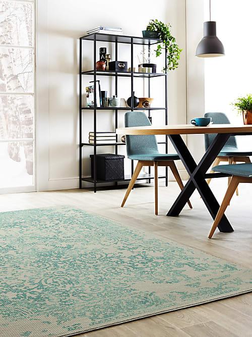 welcher teppich passt in welches zimmer ein experte hat s. Black Bedroom Furniture Sets. Home Design Ideas
