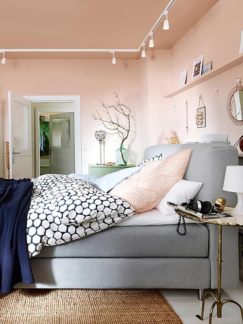 Quelle couleur choisir pour sa chambre à coucher ?  Stylight