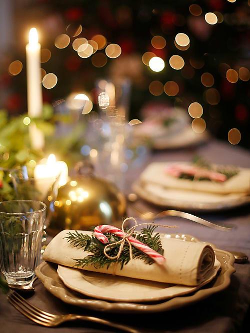 Addobbare La Tavola Di Natale Immagini.Tavola Di Natale Elegante 10 Consigli Per Apparecchiarla