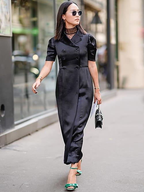 Peut On Porter Une Robe Noire A Un Mariage Stylight