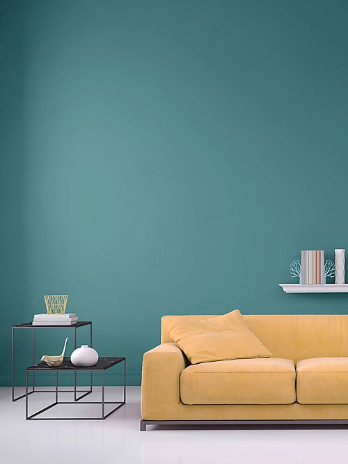 Perfekt Farbige Wände