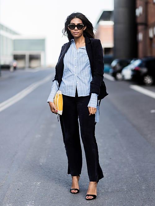 Vestirsi per un colloquio: i colori per avere successo