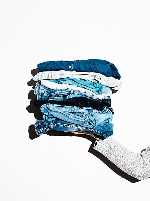dürfen jeans in den trockner