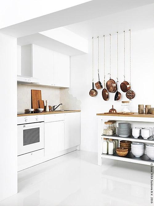 5 super Ideen, wie du deine kleine Küche einrichten kannst ...