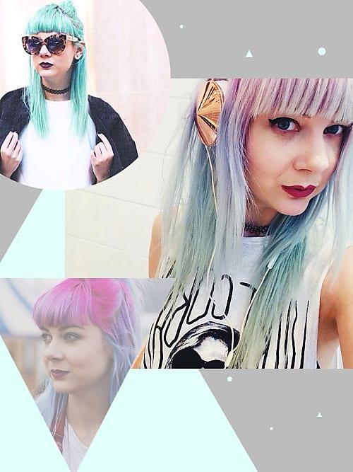 12 Haarfarben In 2 Jahren Die Besten Färbetipps Von Einer Die Es
