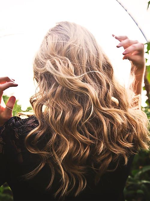 Flechtfrisuren fur lockige haare