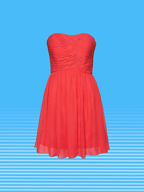 Glamour-Farbe Rot: Die 30 besten Kleider | Stylight