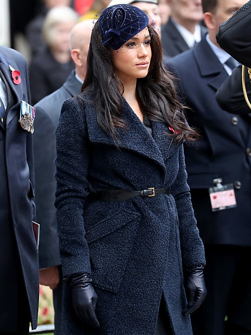 6 Coat Styles to Try This Fall, According to Meghan Markle