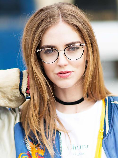 Frisuren fur lange haare und brille