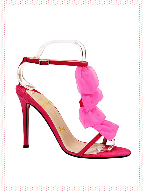 new product 9a760 cfa6f 25 Jahre rote Sohlen: Die Schuhmarke Christian Louboutin ...