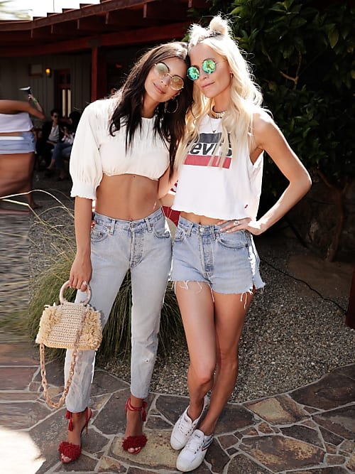 Jeans Levi s  i modelli da avere per l estate 2017  7b1ad4d2157