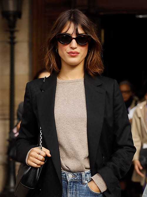 """Jeanne Damas: the French """"It"""" girl you need to know 