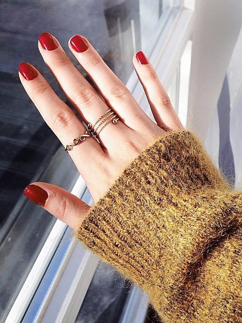 Das Sind Die Nagellack Trendfarben Fur Den Herbst Stylight