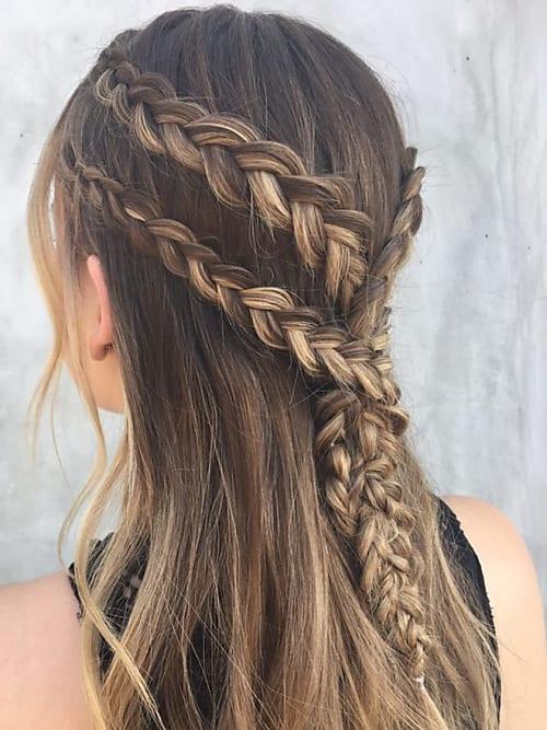 Game Of Thrones So Stylst Du Die Frisuren Von Sansa Und Co
