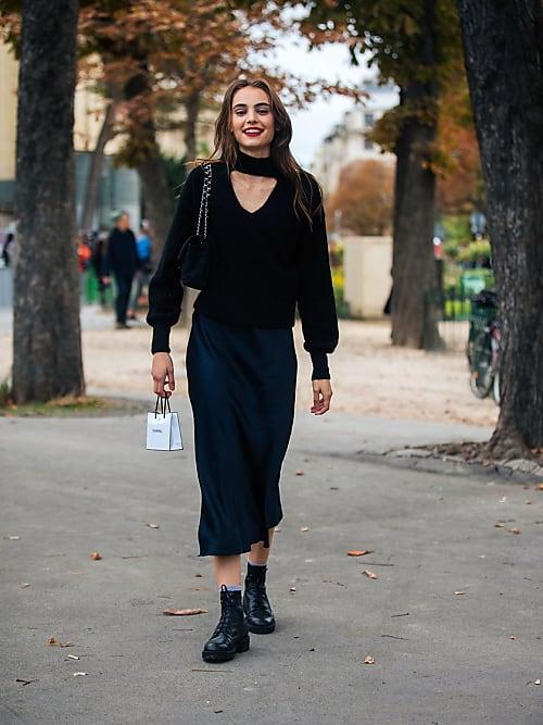 Come indossare gli anfibi in modo chic? Prova questi 4 look