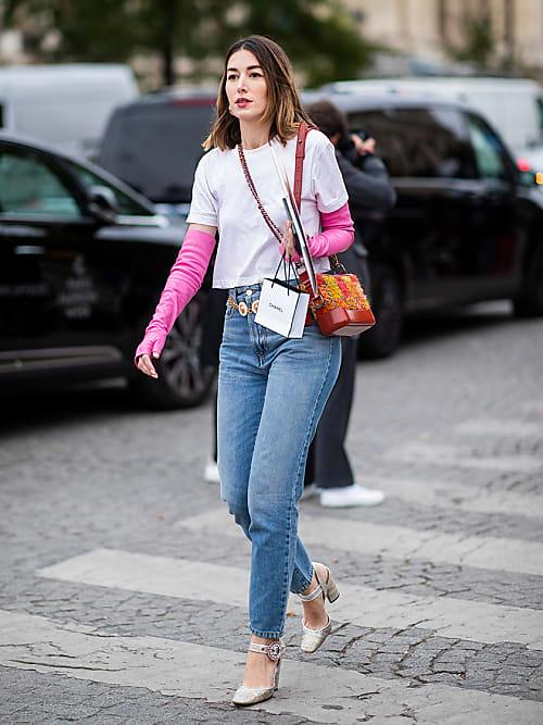 Der neue Schnitt ist der Jeans-Trend des Jahres!   Stylight 199924e0e3