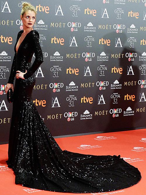 9c72143bb8 Premios Goya 2017  Las nominadas a mejor vestidas