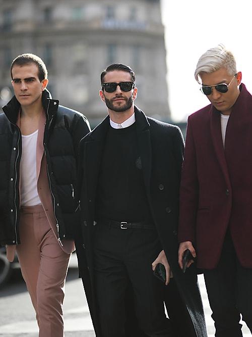 Mollige business männer für mode Herren Outfits
