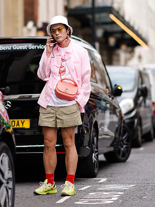 men's fashion, short shorts, menswear, men's trends